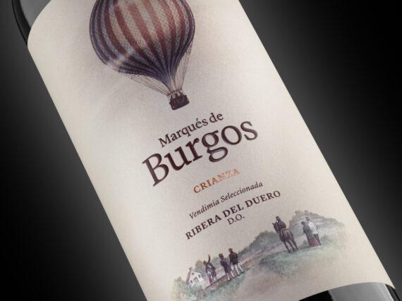 M. Burgos Crianza